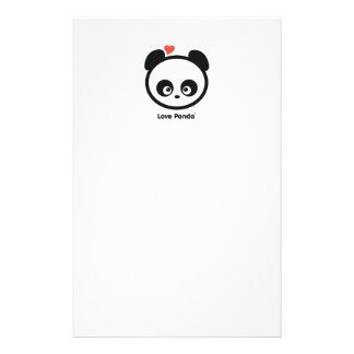 Love Panda® Stationery