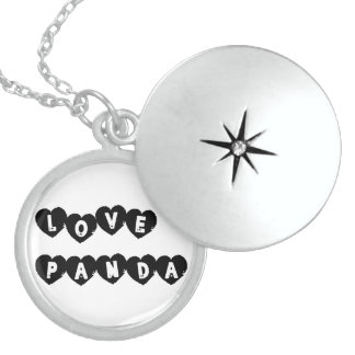 Love Panda® Sterling Silver Necklace