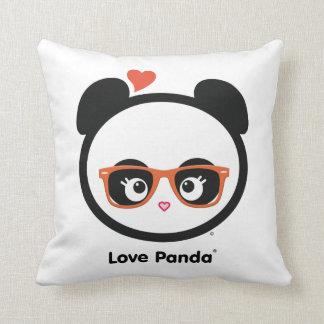 Love Panda® Throw Pillow