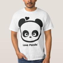 Love Panda® Value Men's Apparel T-Shirt