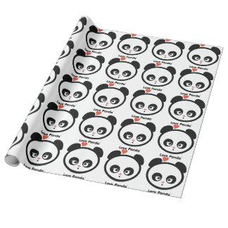Love Panda® Wrapping Paper