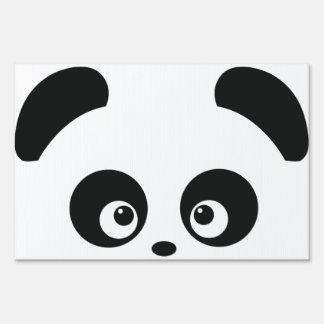 Love Panda® Yard Sign