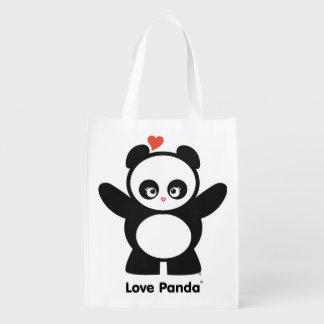 Love Panda® Grocery Bags
