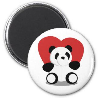 Love Pandas Magnets