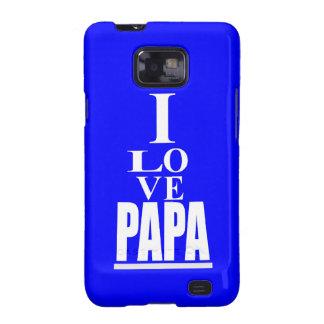 Love PaPa Image Galaxy SII Case