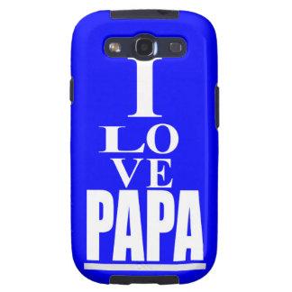 Love PaPa Image Samsung Galaxy S3 Case