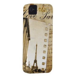 Love Paris iPhone Case