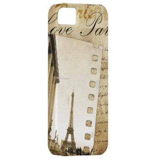 Love Paris iPhone Case iPhone 5 Cover