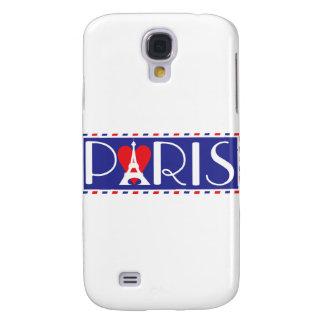 Love Paris Samsung Galaxy S4 Cover