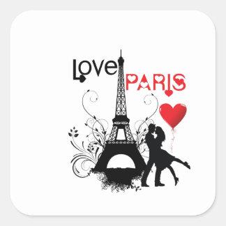 Love Paris Sticker