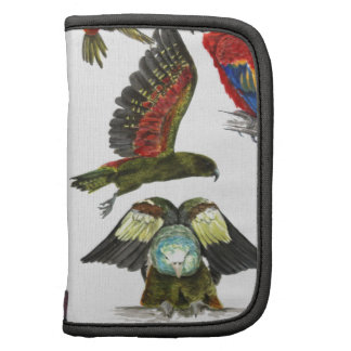 love parrots love these the 2nd in the series folio planners