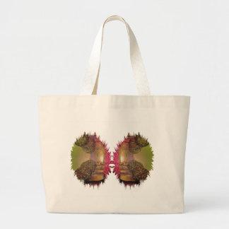 Love Partner in Life Large Tote Bag