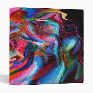 Love Passion Desire Vinyl Binder