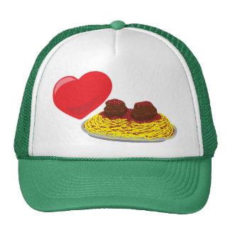 Love pasta!  Customizable: Trucker Hat