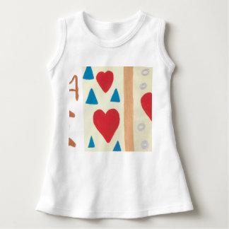 Love Path Baby Sleeveless Dress
