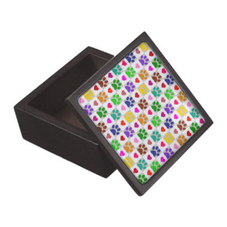 LOVE PAWS Trinket Box Premium Jewelry Boxes