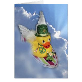 Love/Peace at St. Pat's Card