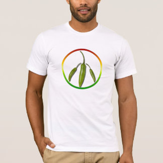Love Peace Chiles T-Shirt