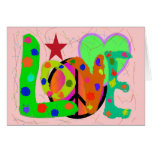 Love PEACE & Harmony T-Shirts and Gifts Cards