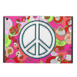 Love & Peace Holiday & New Year Abstract Art iPad Air Cases