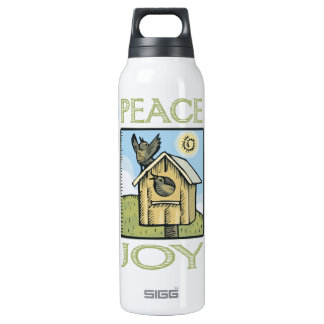 Love, Peace, Hope, Joy SIGG Thermo 0.5L Insulated Bottle