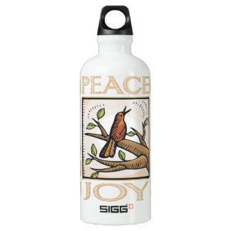 Love, Peace, Hope, Joy SIGG Traveler 0.6L Water Bottle