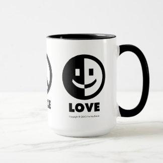 Love Peace Love Mug