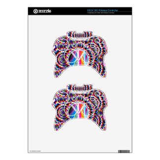Love & Peace_ Xbox 360 Controller Decal