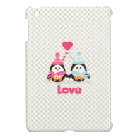 Love Penguins {iPad Mini Case}