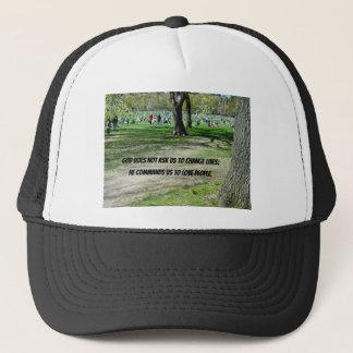 Love people... trucker hat