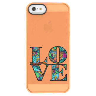 LOVE PERMAFROST® iPhone SE/5/5s CASE
