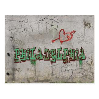 Love Philadelphia Post Cards
