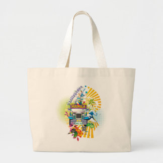 Love, Philippines Canvas Bag