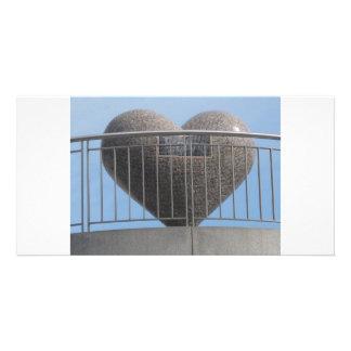 Love Photo Card Template