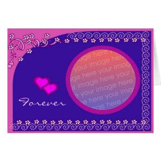 Love Photo Frame Card