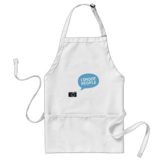 Love photography adult apron