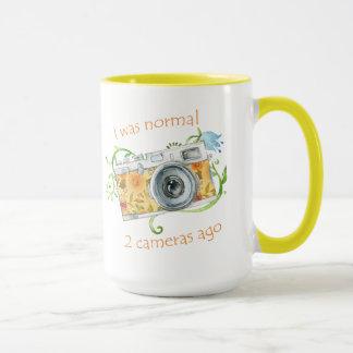 Love Photography vintage Mug