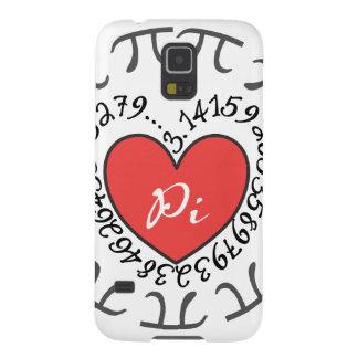 Love Pi 3.14 Case For Galaxy S5