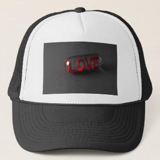 LOVE PILL TRUCKER HAT