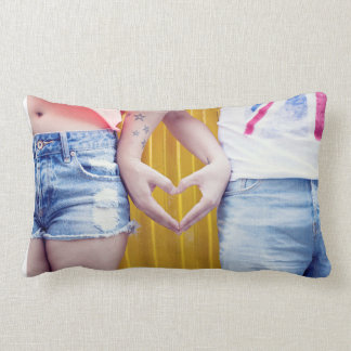 Love Pillow boy and girl