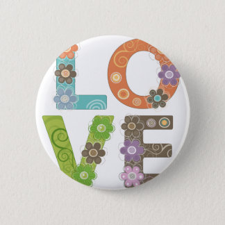 Love Pinback Button
