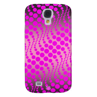 Love Pink Wave Polka Dots Speck iPhone 3 Case