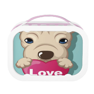 Love Pink yubo Lunch Box Yubo Lunchboxes