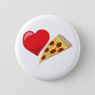 Love Pizza!  Customizable: Button