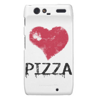 Love pizza - pizza is love, pizza is life droid RAZR covers