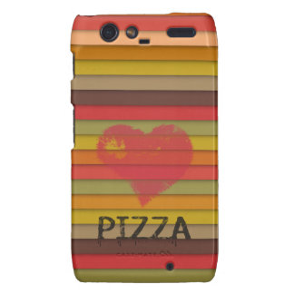 Love pizza - pizza is love, pizza is life droid RAZR cases