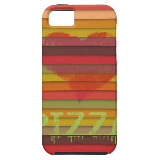 Love pizza - pizza is love, pizza is life iPhone SE/5/5s case