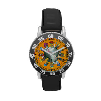 Love Planet Earth: Unite for Peace Watches