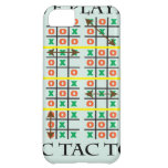 Love Playing Tic Tac Toe.ai iPhone 5C Cases