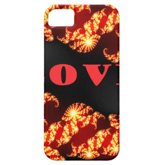 Love.png iPhone SE/5/5s Case